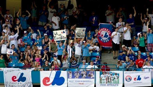 La majorité des Québécois en faveur du retour du baseball à