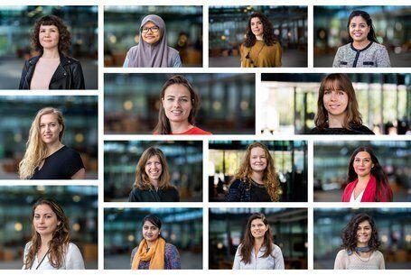 À l'heure actuelle, l'établissement d'enseignements technologiques compte la plus faible proportion de femmes aux Pays-Bas parmi le personnel universitaire.