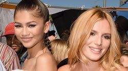 Zendaya Backs Bella Thorne After Nude Photo Backlash: 'You F**king Broke My