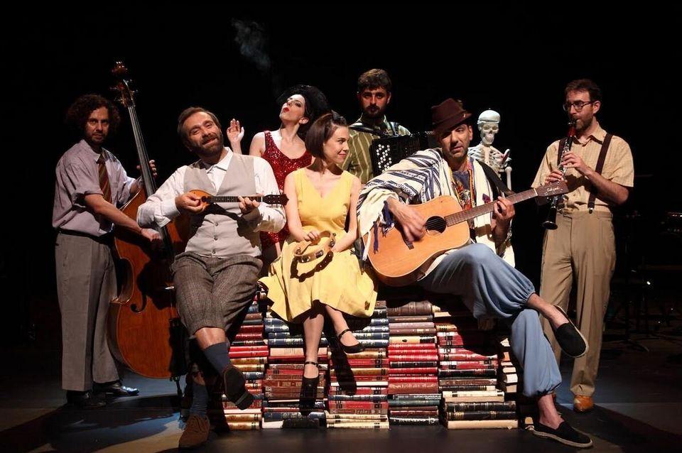 HuffPost Weekend: Πρώτη φορά Γουίλσον στην Επίδαυρο, Λεωνίδας Καβάκος στο Ηρώδειο και Summer Nostos Festival...