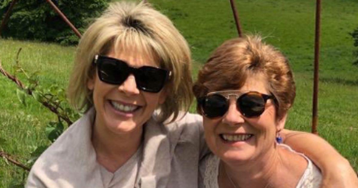 Ruth Langsford 'Heartbroken' After Death Of Her Sister, Julia Johnson