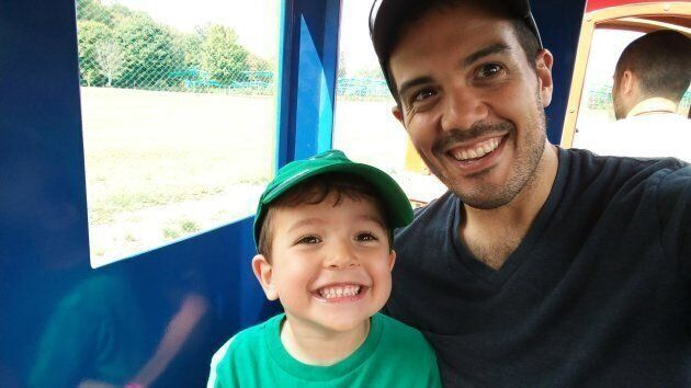 Zamir Khan said his son Sebastian was just six weeks old the first time he was mistakenly flagged on the no-fly list.