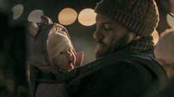 Ator que interpreta Luke conta o que significa ser um pai em 'O Conto da