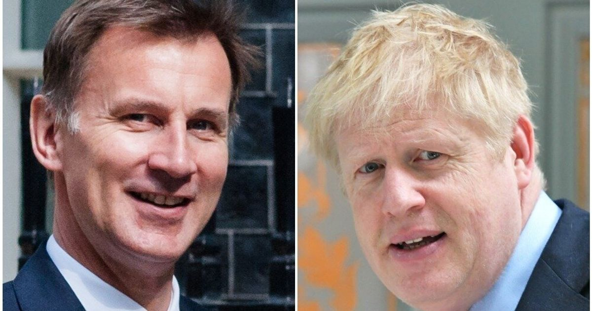 It's Hunt v Johnson In The Fight For Number 10 – But What Happens Next?