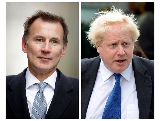 Μπόρις Τζόνσον και Τζέρεμι Χαντ θα διεκδικήσουν τον πρωθυπουργικό