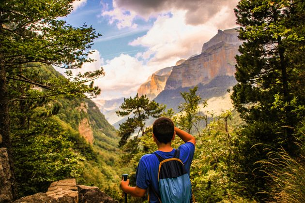 Parque nacional de Ordesa y Monte