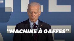Joe Biden a enchaîné les faux pas depuis le début de sa campagne