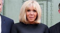 Brigitte Macron et un parterre de célébrités ont rendu hommage à Karl