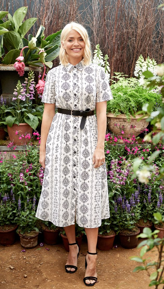 Holly Willoughby's Latest M&S Edit Is 100% Summer Chic – Here's What We Want To Buy