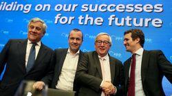 El Partido Popular Europeo se mantiene unido en apoyo a Weber para presidir la