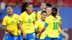 Brasil enfrenta a França nas oitavas de final da Copa do Mundo