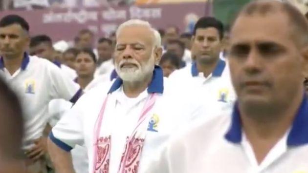 Yoga Above Religion, Says PM Narendra Modi At Mega Event In