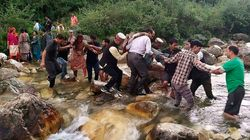 44 Dead, 34 Injured As Bus Falls Into Drain In Himachal Pradesh's