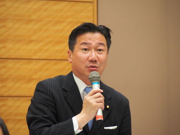 立憲民主党・福山哲郎議員