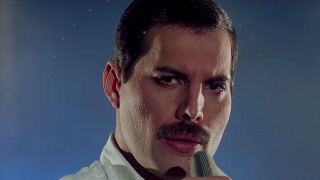 Une performance inédite de Freddie Mercury a été restaurée l'année...