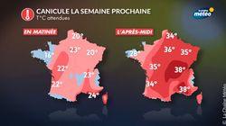 Alerte à la vague de chaleur en France, le mercure va atteindre les
