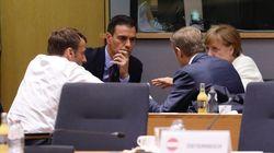 Sánchez, Merkel, Macron y Tusk, la minicumbre del núcleo duro de la