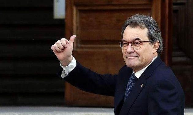 Artur Mas no descarta volver a ser candidato a la presidencia de la