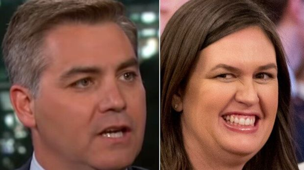Acosta and Sanders