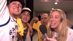 Jimmy Kimmel Pulled The Cruelest Prank On These Golden State Warriors