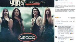 Au Hellfest, les festivaliers furieux après l'annulation de Manowar à la dernière