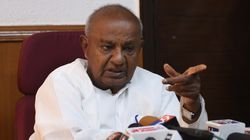 HD Deve Gowda Says 'There Will Be Mid-Term Polls', Then