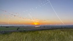 Per celebrare il solstizio d'estate la Nasa sceglie la spiaggia di Montalbano come foto del