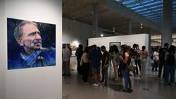 Athens Photo World: Παράταση στην έκθεση του Μπεχράκη μετά την τεράστια