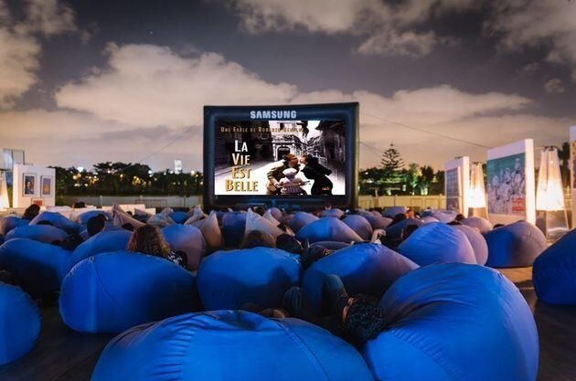 Le cinéma en plein air Caméo revient à Rabat pour célébrer
