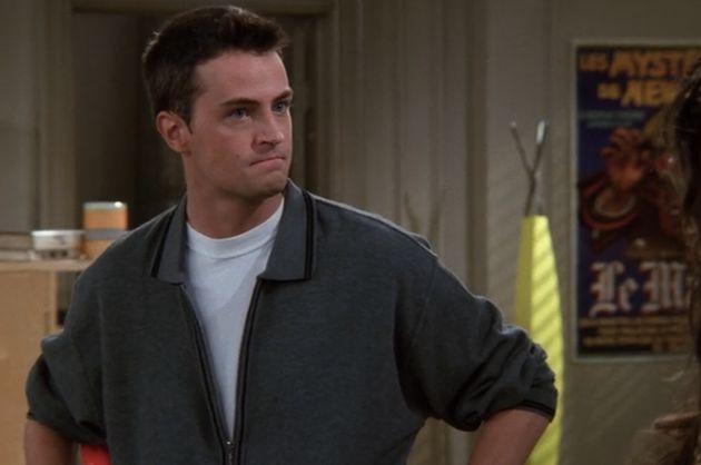 Matthew Perry, il Chandler di Friends, immortalato dopo 2 anni con un aspetto
