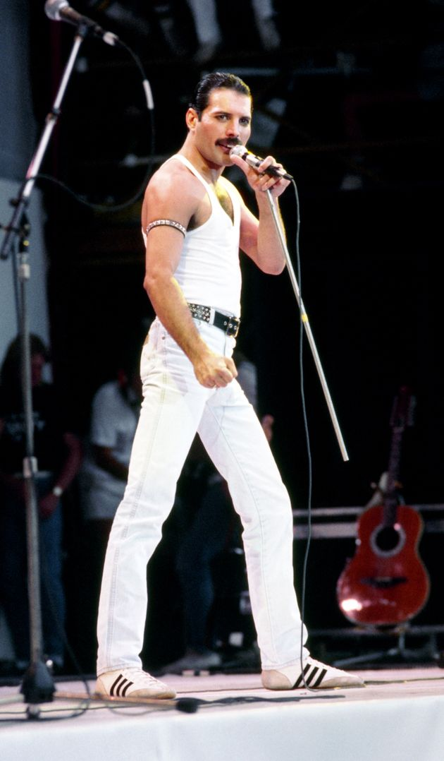 Un clip inédit de Freddie Mercury révélé plus de 30 ans