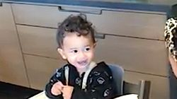 Chrissy Teigen's Son Says His 'First Word,' And It's Really