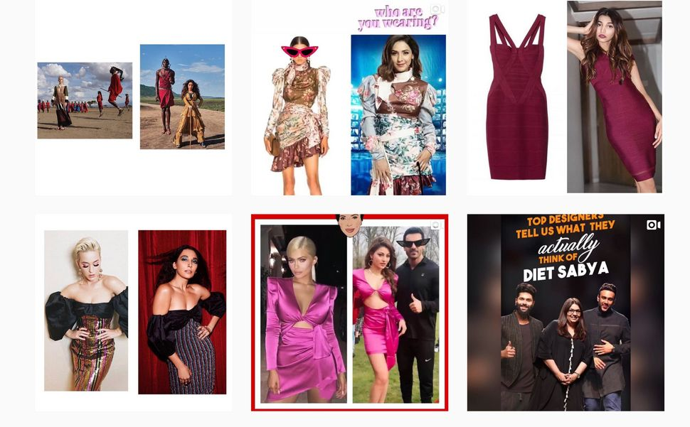 Is Instagram Sensation Diet Sabya A Fashion Critic Or A Glorified Bully Huffpost India Life