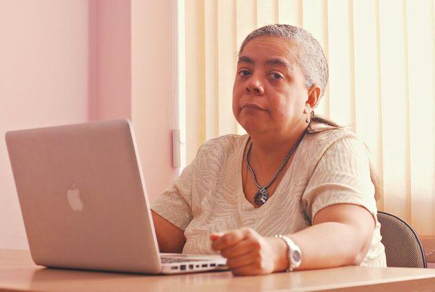 Claudia Regina Garcia, presidente da