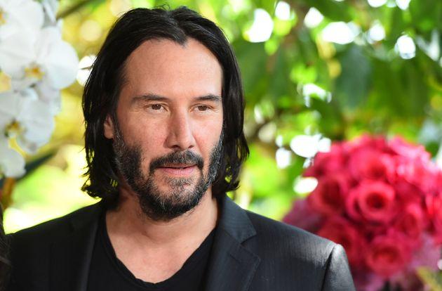 Keanu Reeves e le due petizioni dei fan per eleggerlo