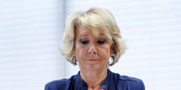 Indra financió con 566.000 euros la campaña electoral de 2011 de Esperanza