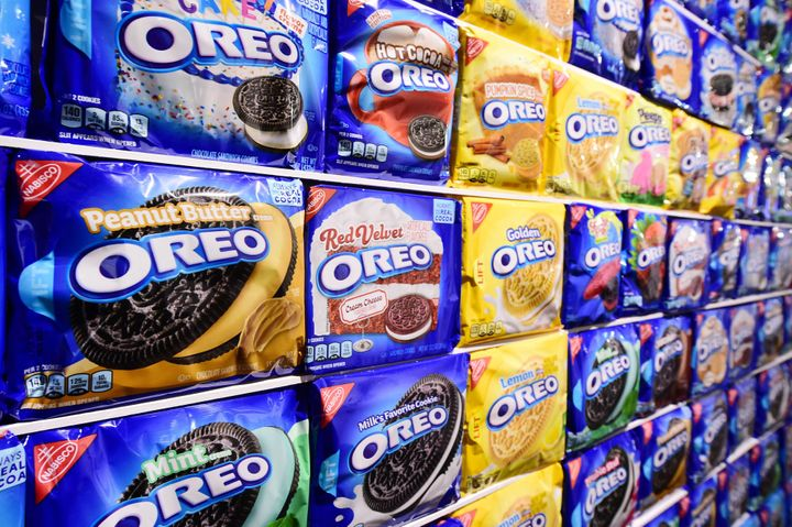 Mondelez has moved its production of Oreos to Monterrey, Mexico.