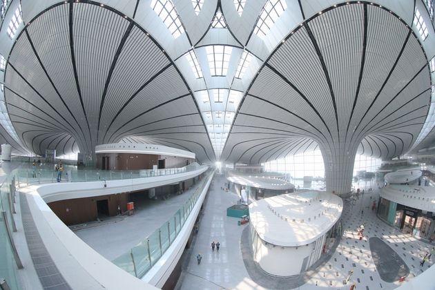 Το νέο αεροδρόμιο του Πεκίνου θα δημιουργήσει 600.000 θέσεις