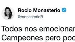 Críticas a Rocío Monasterio (Vox) por este tuit sobre las personas con Síndrome de Down:
