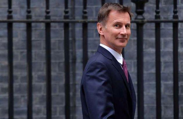 Jeremy Hunt, el político calmado frente al 'trumpismo' de Boris