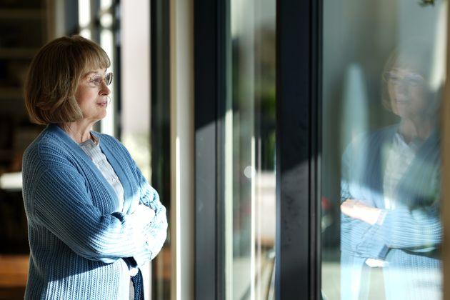 Meryl Streep como Marie Louise