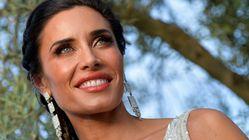Las fotos del otro vestido de boda de Pilar