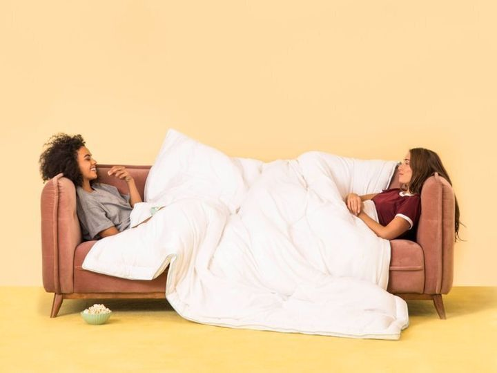 """Is the Buffy Cloud Comforter really worth all the hype? Our writer put this """"cooling comforter"""" to the test."""