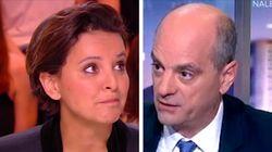 Najat Vallaud-Belkacem juge (trop?) sévèrement Jean-Michel