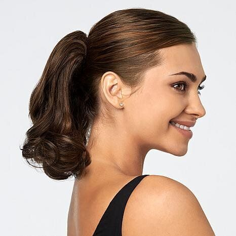 Judge Judy's Clip-In Ponytail Totally Changed Her Look. Here's How To Do It. | HuffPost Life