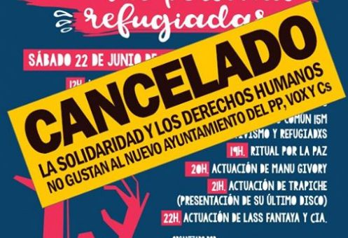 El ayuntamiento de Madrid suspende un concierto