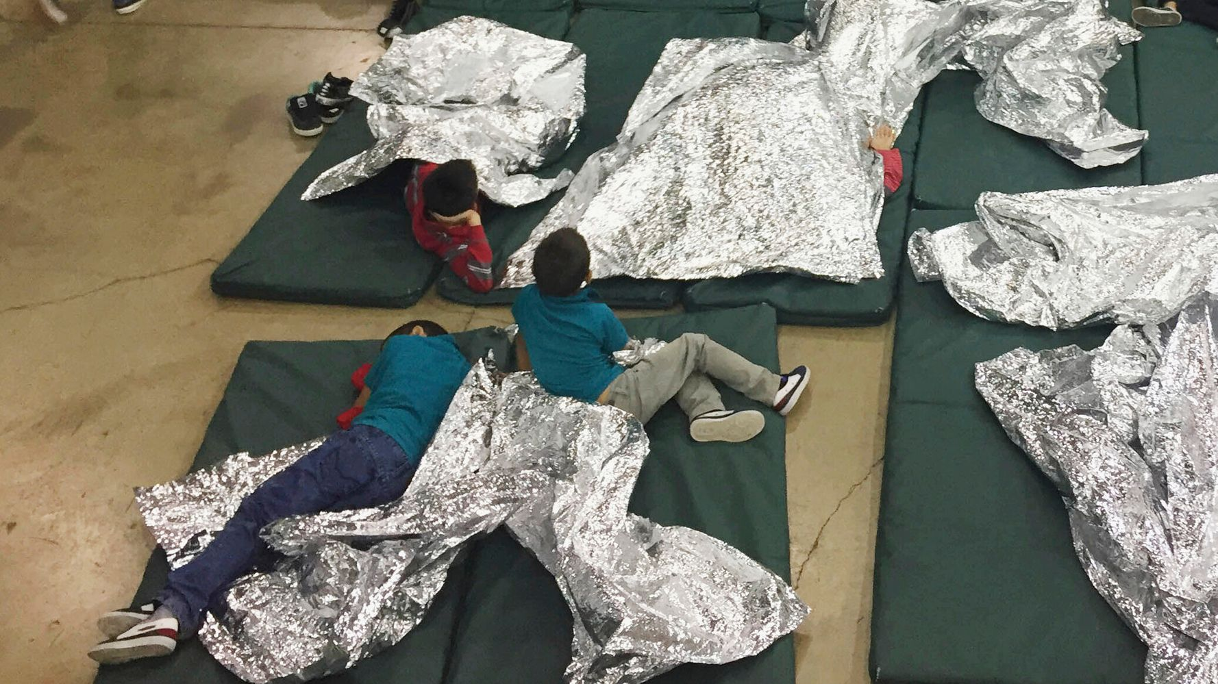 Texas Kids Werent Kept Out Of Special >> 4 Severely Ill Migrant Toddlers Hospitalized After Lawyers