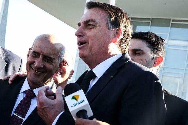 Amigo próximo de Bolsonaro, general Ramos tem apoio de evangélicos e fala com