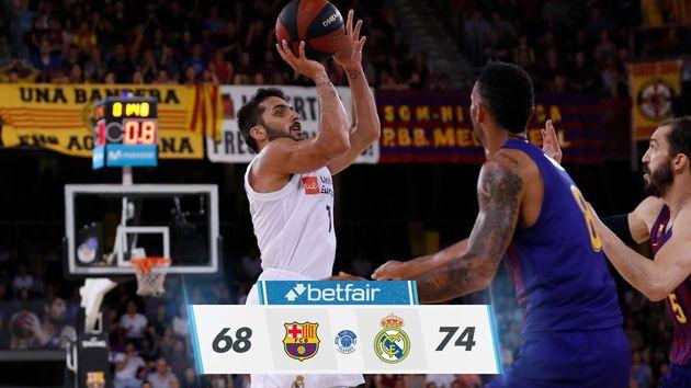 El Real Madrid gana la Liga Endesa de