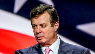 ***FILE PHOTO*** Paul Manafort Receives 90 months total in prison time after second sentence. Cleveland Ohio, USA, 21th July, 2016 Paul Manafort, Donald Trump's campaign manager during sound checks at the podium of the Republican National Convention Credit: Mark Reinstein/MediaPunch /IPX